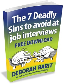 The seven deadly sins of job interviews